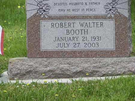 BOOTH, ROBERT WALTER - Barbour County, West Virginia   ROBERT WALTER BOOTH - West Virginia Gravestone Photos