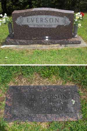 EVERSON, ISAAC - Barbour County, West Virginia | ISAAC EVERSON - West Virginia Gravestone Photos