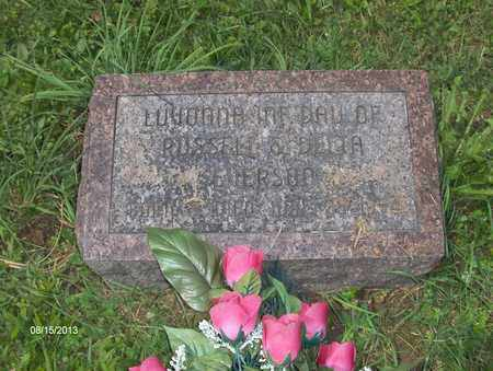 EVERSON, LUVONNA - Barbour County, West Virginia | LUVONNA EVERSON - West Virginia Gravestone Photos