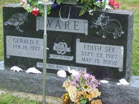 WARE, GERALD - Barbour County, West Virginia   GERALD WARE - West Virginia Gravestone Photos
