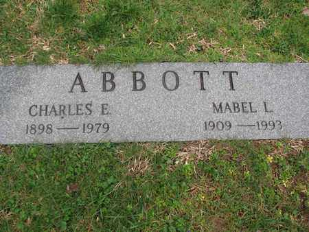 BIAS ABBOTT, MABEL LEE - Boone County, West Virginia | MABEL LEE BIAS ABBOTT - West Virginia Gravestone Photos