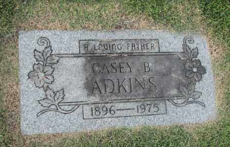 ADKINS, CASEY B - Boone County, West Virginia | CASEY B ADKINS - West Virginia Gravestone Photos