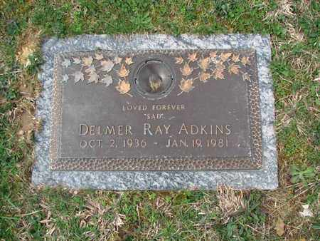 ADKINS, DELMER RAY - Boone County, West Virginia | DELMER RAY ADKINS - West Virginia Gravestone Photos