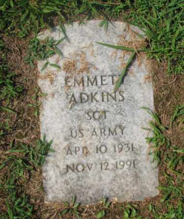 ADKINS (VETERAN), EMMETT - Boone County, West Virginia | EMMETT ADKINS (VETERAN) - West Virginia Gravestone Photos