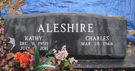 WHITE ALESHIRE, KATHY - Boone County, West Virginia | KATHY WHITE ALESHIRE - West Virginia Gravestone Photos