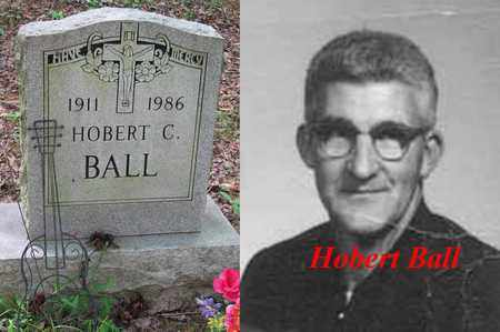BALL, HOBERT CLEMONT - Boone County, West Virginia | HOBERT CLEMONT BALL - West Virginia Gravestone Photos