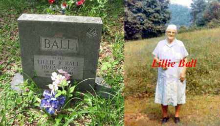 BALL, LILLIE - Boone County, West Virginia | LILLIE BALL - West Virginia Gravestone Photos