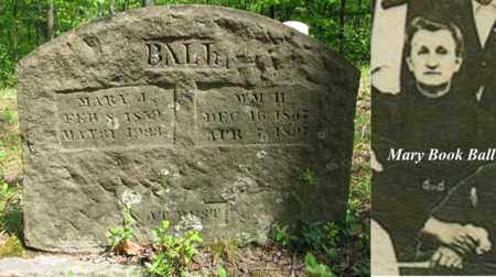BALL, MARY J - Boone County, West Virginia | MARY J BALL - West Virginia Gravestone Photos