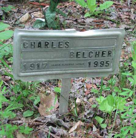 BELCHER  (NAVY WW II), CHARLES - Boone County, West Virginia | CHARLES BELCHER  (NAVY WW II) - West Virginia Gravestone Photos