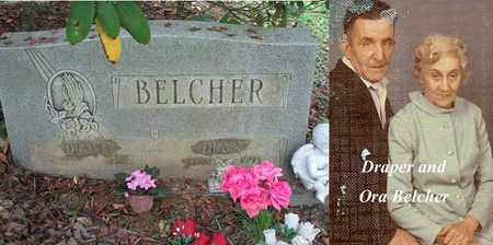 BELCHER, DRAPER - Boone County, West Virginia | DRAPER BELCHER - West Virginia Gravestone Photos