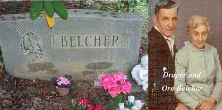BELCHER, DRAPER - Boone County, West Virginia | DRAPER BELCHER - West Virginia Gravestone Photos