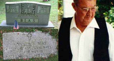 BIAS (VETERAN NAVY), RONALD R - Boone County, West Virginia | RONALD R BIAS (VETERAN NAVY) - West Virginia Gravestone Photos