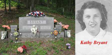 "BRYANT, DELORES KATHLEEN ""KATHY"" - Boone County, West Virginia 