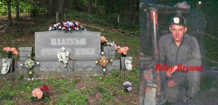 BRYANT, RILEY - Boone County, West Virginia | RILEY BRYANT - West Virginia Gravestone Photos