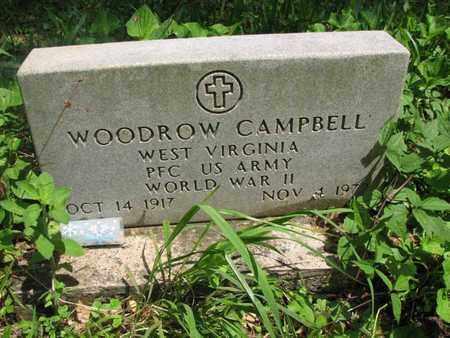 CAMPBELL (ARMY WW II), WOODROW - Boone County, West Virginia | WOODROW CAMPBELL (ARMY WW II) - West Virginia Gravestone Photos