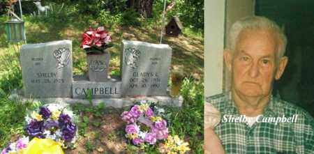 CAMPBELL, SHELBY - Boone County, West Virginia | SHELBY CAMPBELL - West Virginia Gravestone Photos