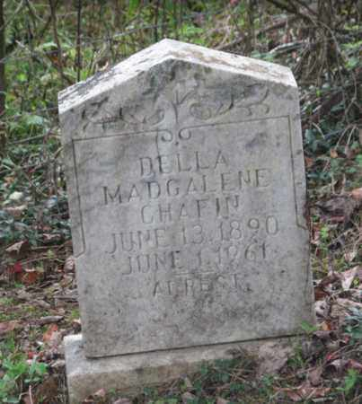 CHAFFIN, DELLA MAGDALENE - Boone County, West Virginia   DELLA MAGDALENE CHAFFIN - West Virginia Gravestone Photos
