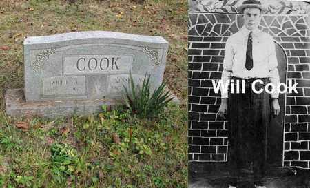 COOK, WILLIE - Boone County, West Virginia   WILLIE COOK - West Virginia Gravestone Photos