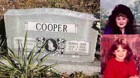 COOPER, DONNA DENT - Boone County, West Virginia | DONNA DENT COOPER - West Virginia Gravestone Photos