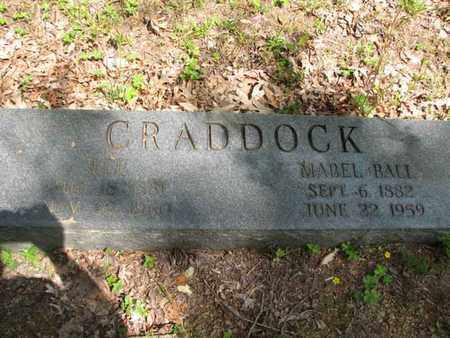 CRADDOCK, LEE - Boone County, West Virginia | LEE CRADDOCK - West Virginia Gravestone Photos