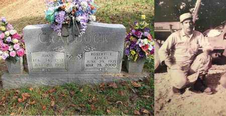 """CRADDOCK, ROBERT T. """"JACK"""" - Boone County, West Virginia   ROBERT T. """"JACK"""" CRADDOCK - West Virginia Gravestone Photos"""