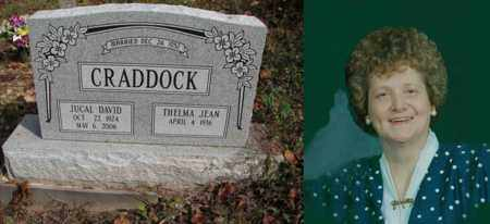 CRADDOCK, THELMA JEAN - Boone County, West Virginia | THELMA JEAN CRADDOCK - West Virginia Gravestone Photos