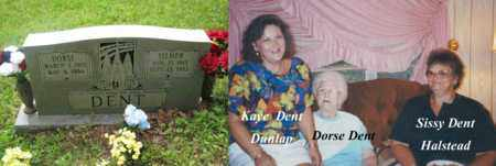 DENT, DORSE - Boone County, West Virginia | DORSE DENT - West Virginia Gravestone Photos