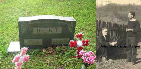 DENT, JOHN SHERMAN - Boone County, West Virginia | JOHN SHERMAN DENT - West Virginia Gravestone Photos