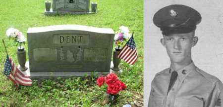DENT (VIETNAM ARMY), CARLOS LEE - Boone County, West Virginia | CARLOS LEE DENT (VIETNAM ARMY) - West Virginia Gravestone Photos