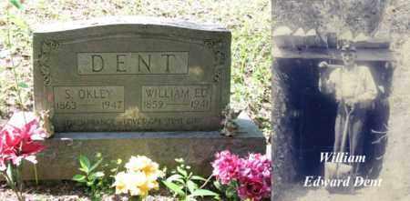 DENT, WILLIAM EDWARD - Boone County, West Virginia | WILLIAM EDWARD DENT - West Virginia Gravestone Photos
