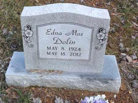 NICHOLS DOLIN, EDNA MAE - Boone County, West Virginia | EDNA MAE NICHOLS DOLIN - West Virginia Gravestone Photos