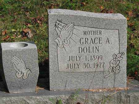 DOLIN, GRACE ANN - Boone County, West Virginia | GRACE ANN DOLIN - West Virginia Gravestone Photos