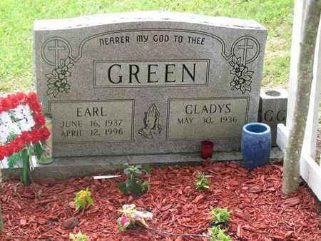 GREEN, EARL - Boone County, West Virginia | EARL GREEN - West Virginia Gravestone Photos