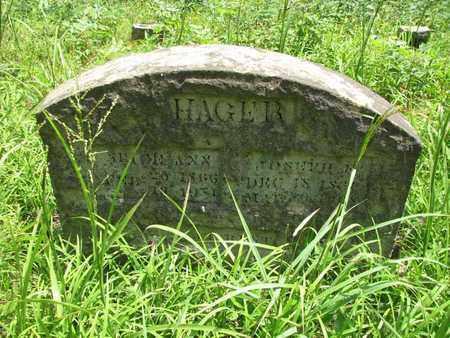 HAGER, JOSEPH FLOYD - Boone County, West Virginia | JOSEPH FLOYD HAGER - West Virginia Gravestone Photos