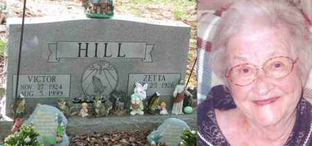 THOMPSON HILL, ZETTA - Boone County, West Virginia   ZETTA THOMPSON HILL - West Virginia Gravestone Photos