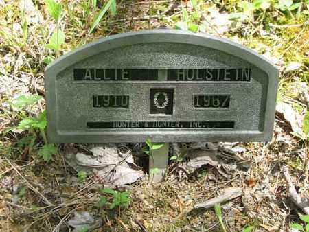 HOLSTEIN, ALLIE - Boone County, West Virginia | ALLIE HOLSTEIN - West Virginia Gravestone Photos