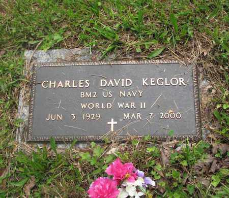 "KEGLOR (US NAVY  BM2 WW II), CHARLES DAVID ""CD"" KEGLOR - Boone County, West Virginia | CHARLES DAVID ""CD"" KEGLOR KEGLOR (US NAVY  BM2 WW II) - West Virginia Gravestone Photos"