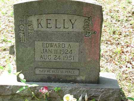 "KELLY, EDWARD A. ""EDDIE"" - Boone County, West Virginia 