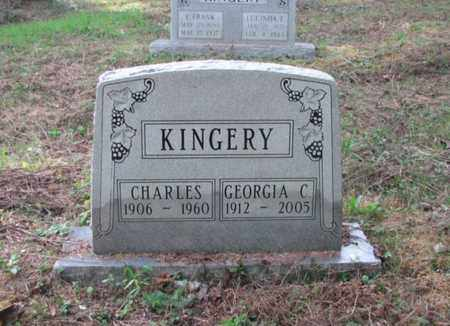 KINGERY, CHARLES LESLEY - Boone County, West Virginia | CHARLES LESLEY KINGERY - West Virginia Gravestone Photos