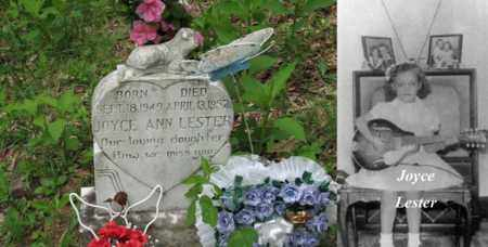 LESTER, JOYCE ANN - Boone County, West Virginia   JOYCE ANN LESTER - West Virginia Gravestone Photos
