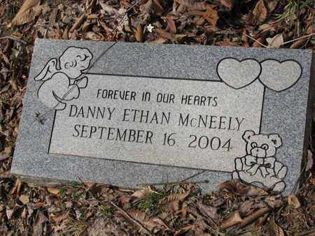 MCNEELY, DANNY ETHAN - Boone County, West Virginia | DANNY ETHAN MCNEELY - West Virginia Gravestone Photos
