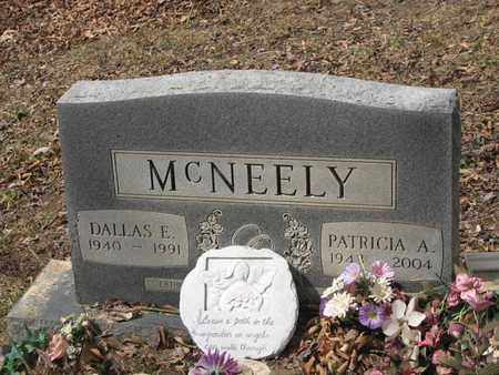 "TABOR MCNEELY, PATRICIA A. ""PATSY"" - Boone County, West Virginia 