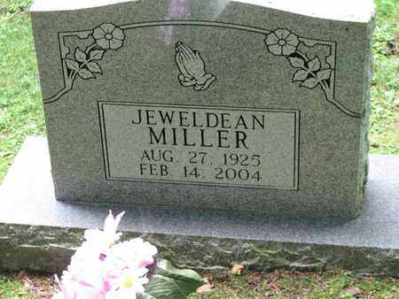 MILLER, JEWELDEAN JEWELDEAN - Boone County, West Virginia | JEWELDEAN JEWELDEAN MILLER - West Virginia Gravestone Photos