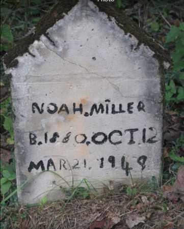 MILLER, NOAH - Boone County, West Virginia | NOAH MILLER - West Virginia Gravestone Photos
