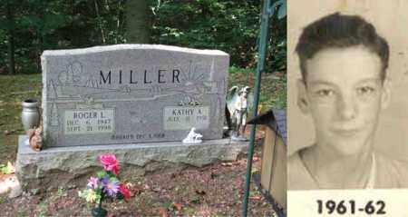 MILLER, ROGER - Boone County, West Virginia | ROGER MILLER - West Virginia Gravestone Photos