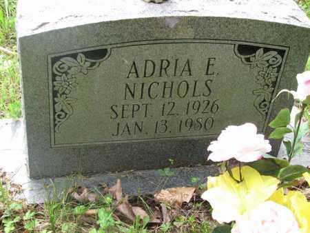 DENT NICHOLS, ADRIA - Boone County, West Virginia   ADRIA DENT NICHOLS - West Virginia Gravestone Photos