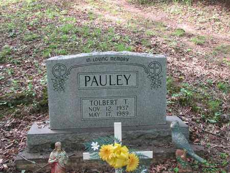 PAULEY, TOLBERT T - Boone County, West Virginia | TOLBERT T PAULEY - West Virginia Gravestone Photos