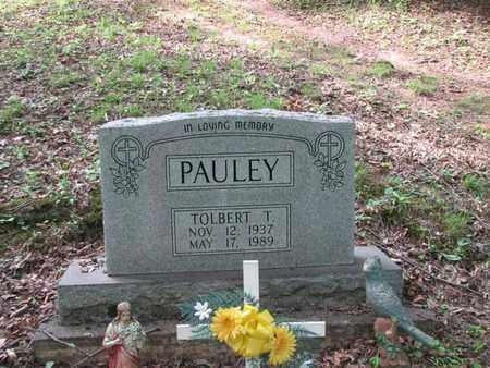PAULEY, TOLBERT T - Boone County, West Virginia | TOLBERT T PAULEY - West Virginia Gravestone Photos