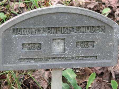 PRIDEMORE, DANNY R. - Boone County, West Virginia | DANNY R. PRIDEMORE - West Virginia Gravestone Photos