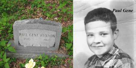 RUNYON, PAUL GENE - Boone County, West Virginia | PAUL GENE RUNYON - West Virginia Gravestone Photos